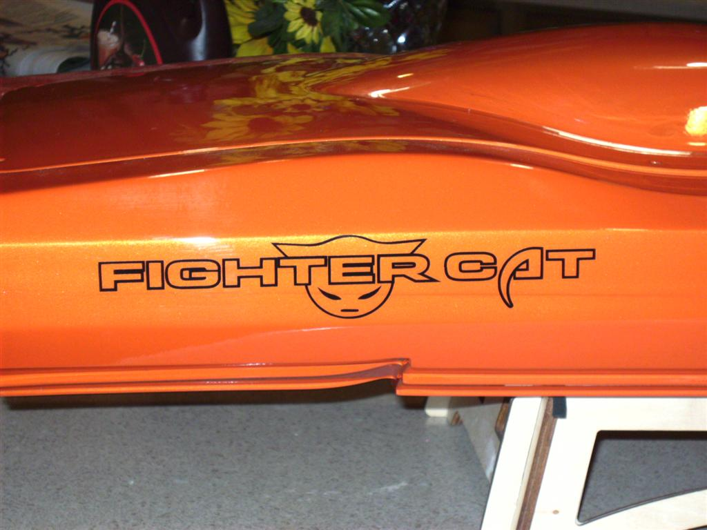 Cheetah Boat Decals Best Cheetah Image And Photo HD - Vinyl stickers for rc boats
