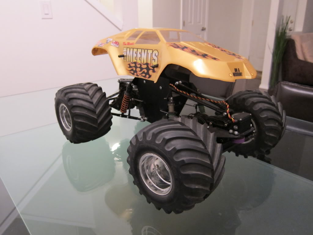 Fs Clodbuster With Thunder Tech Rage Racing Chassis