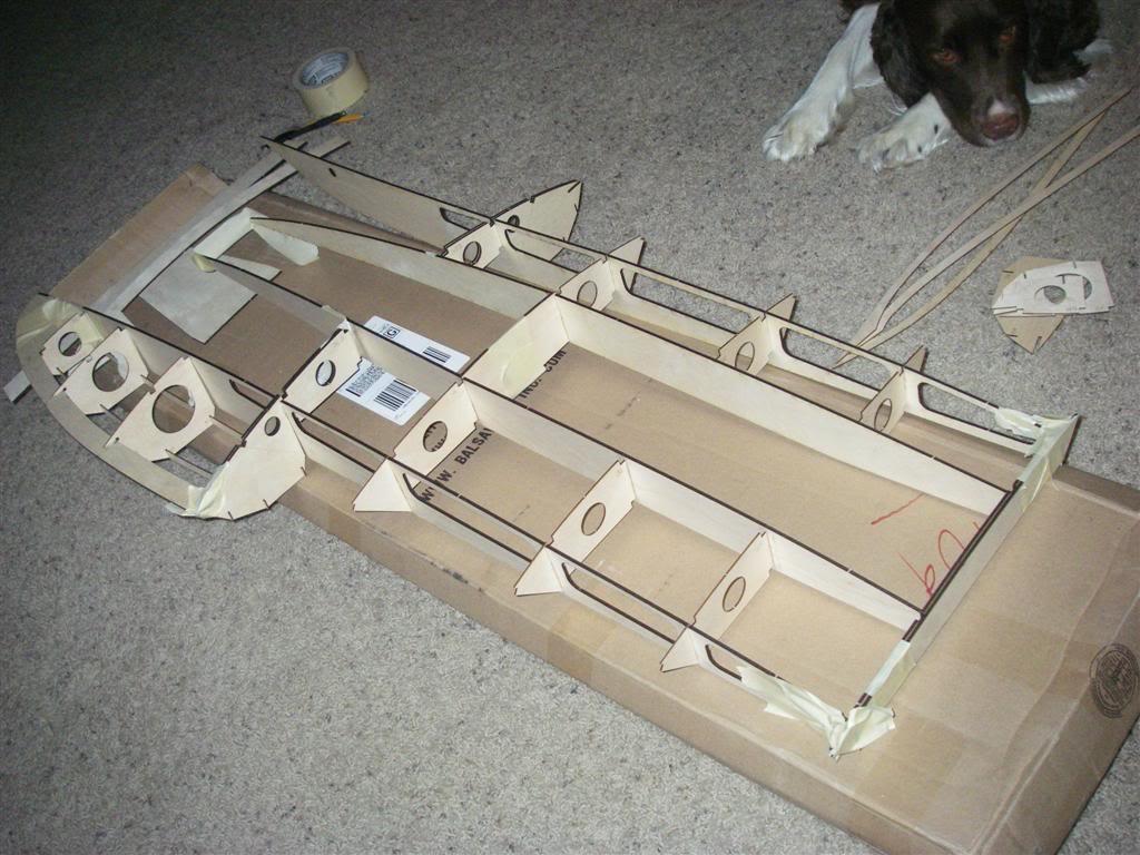 www.mlboatworksrc.com Laser cut race boat kits & accessories