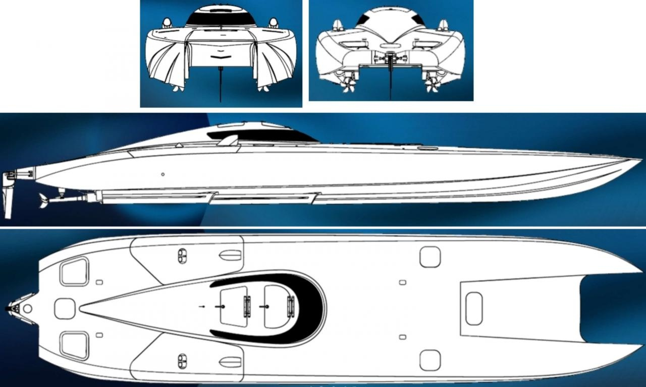 Get Boat plans: Twin Hull Rc Boat Plans