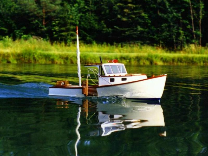 Midwest Boothbay Lobsterboat 2 Videos One On Board