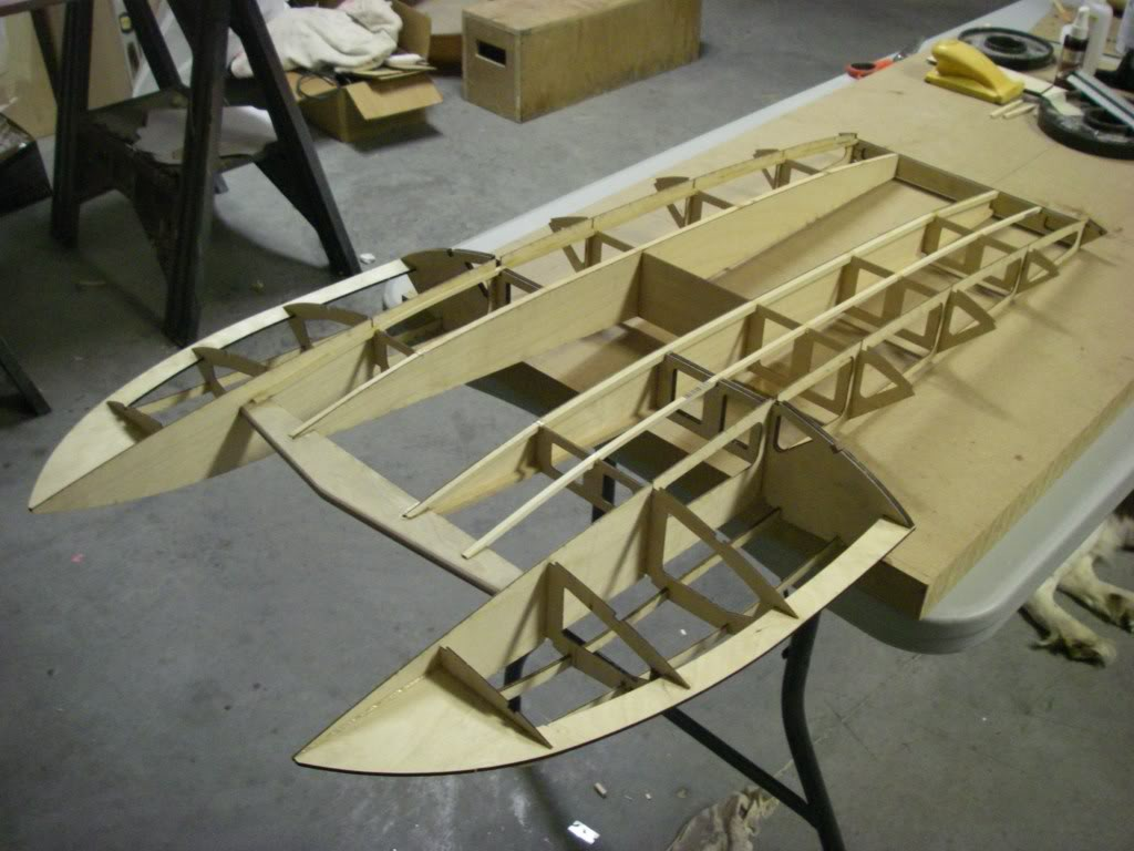 Hydroplane plans rc hydros t for Builders unlimited